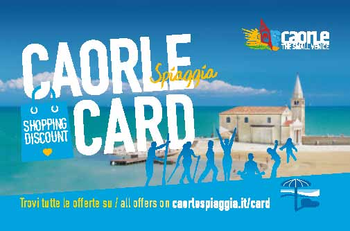 CAORLE CARD Ultimacaorlespiaggia Pagina 1